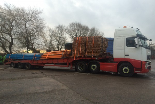 Low loader cardiff